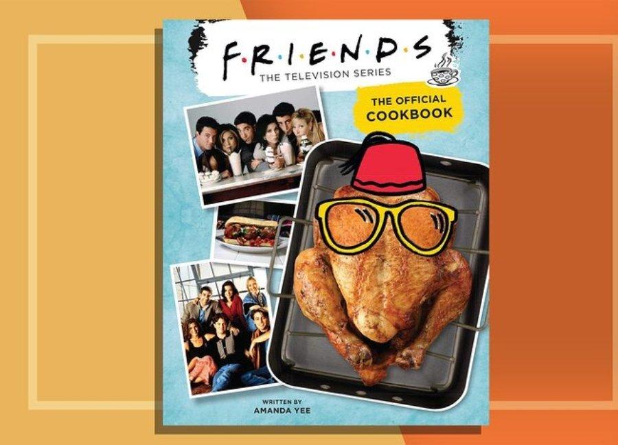 El ibro de cocina de Friends se lanzará en septiembre