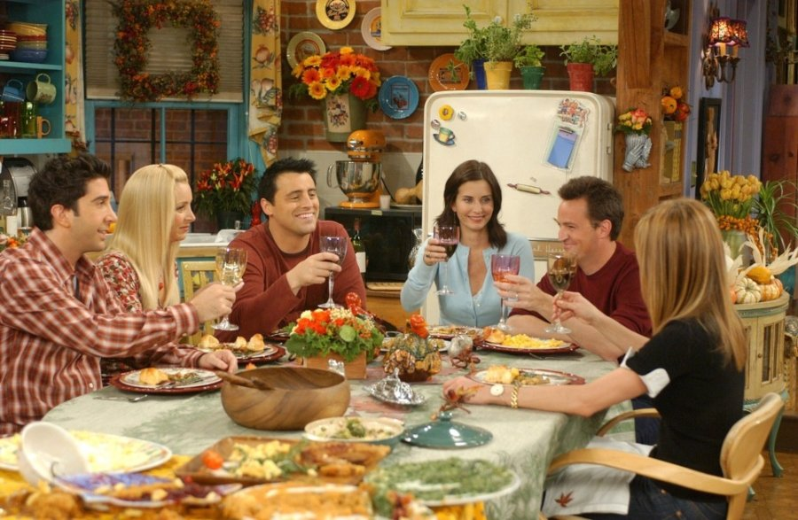 """""""Friends; The Official Cookbook"""""""