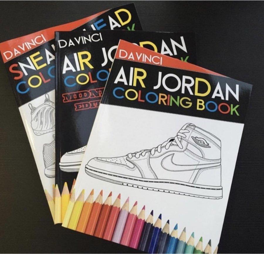 Libros para colorear por artistas del street art