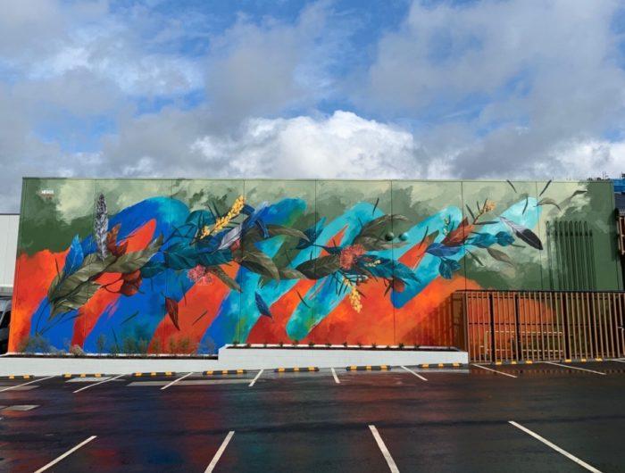 Los murales y trabajos del mes de mayo