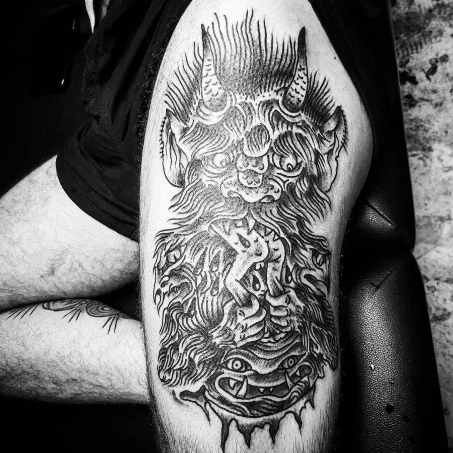 Tatuaje del Dr. Lakra