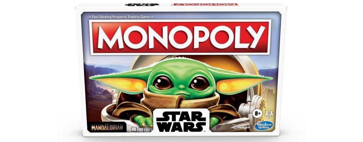 Baby Yoda llega a los juegos de mesa con su Monopoly