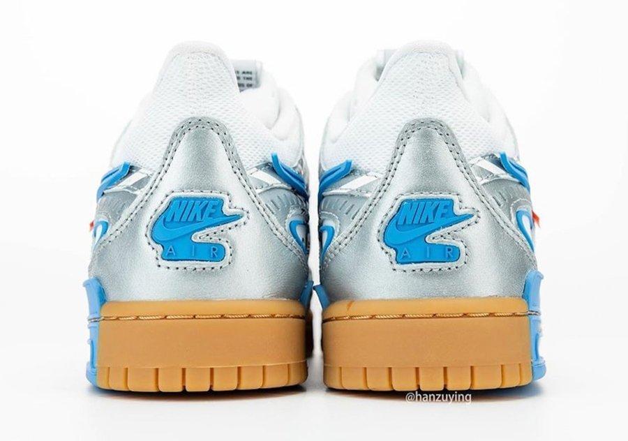 Off-White y Nike presentan estos sneakers colaborativos