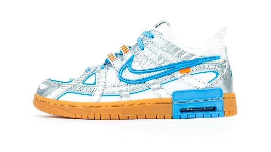 Sneakers colaborativos entre la marca de Abloh y el gigante