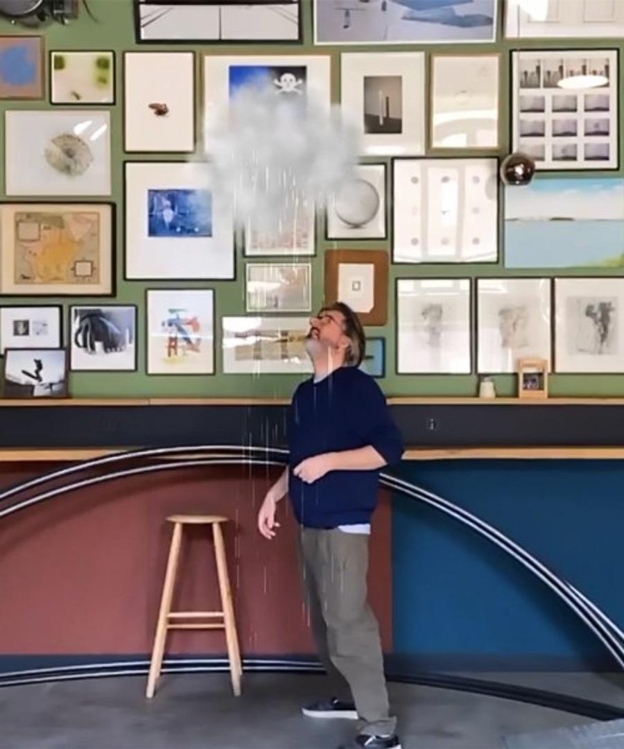 Olafur Eliasson presenta su proyecto de realidad aumentada