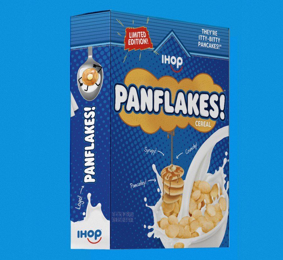 panflakes