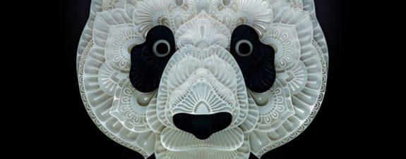 Patrick Cabral y su fauna silvestre hecha de papel