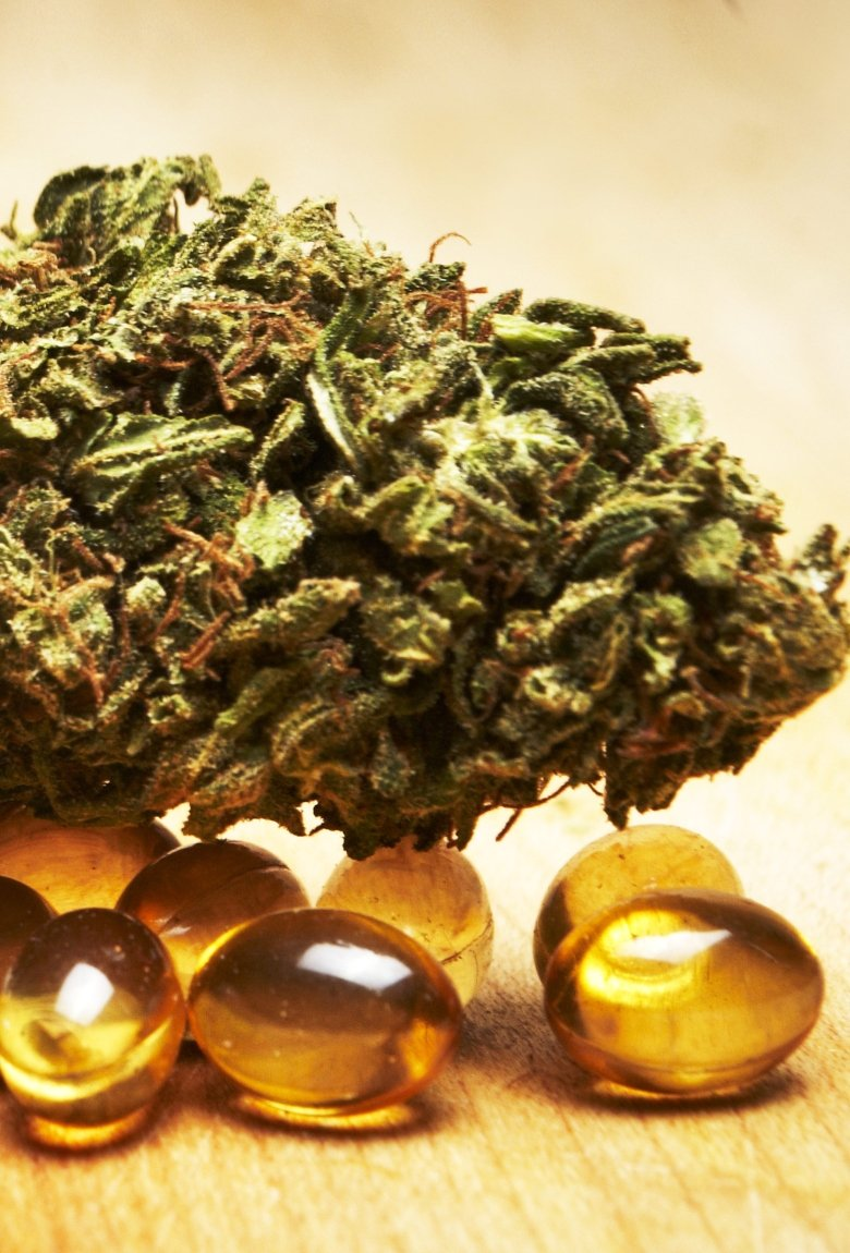 THC pills might replace joints