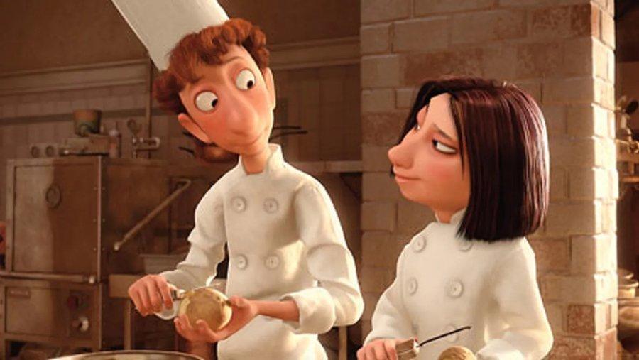 Pixar comparte recetas de cocina a través de su canal de Youtube