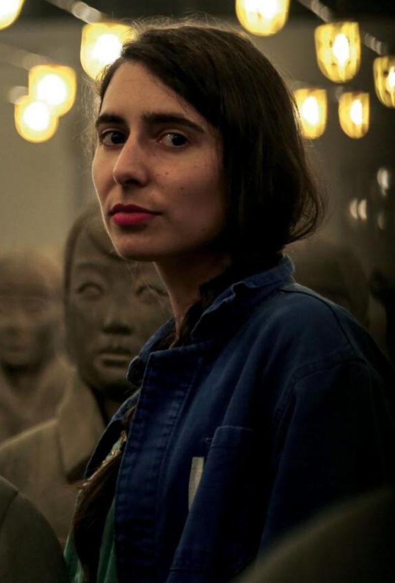 Prune Nourry: la vida y el arte son inseparables