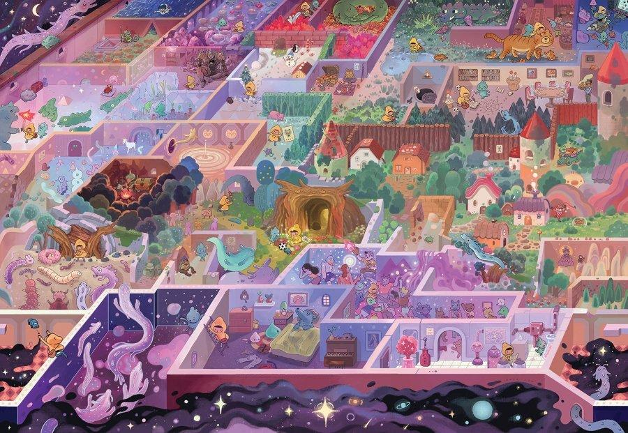 Rompecabezas mágicos de Max Temkin