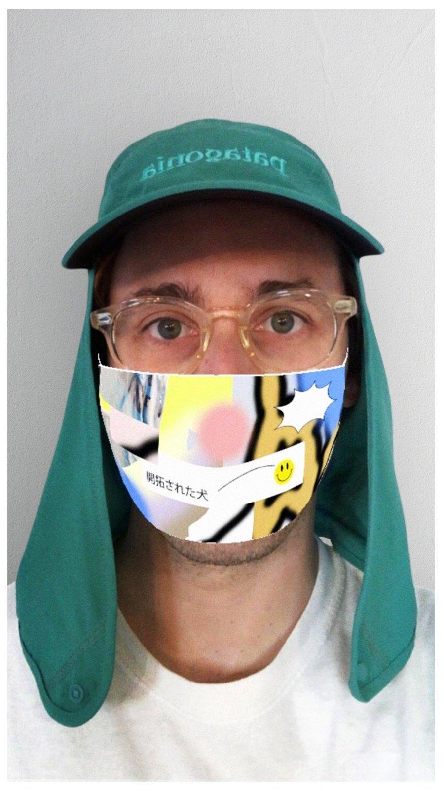Safe Mask, el proyecto de cubrebocas de artistas urbanos