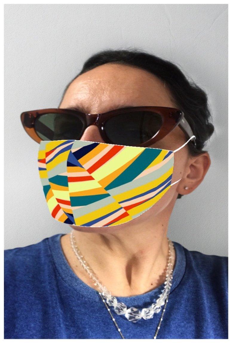 Safe Mask: artistas del street art crean filtros de mascarillas en Instagram