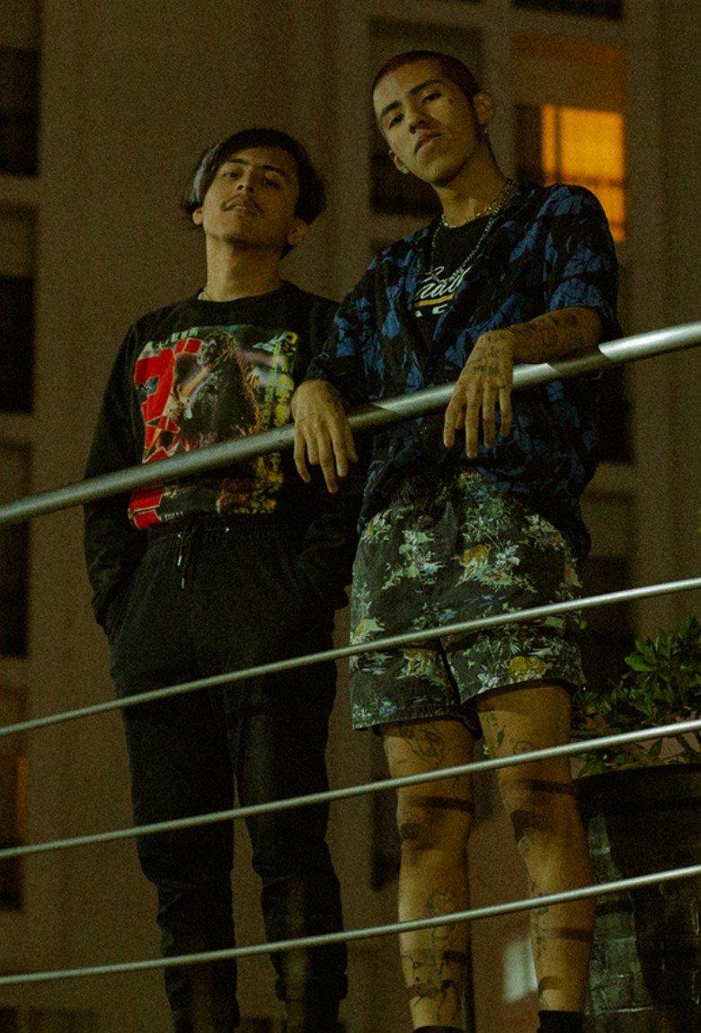 Rap con sintetizadores de Nightts para bailar hacia el futuro