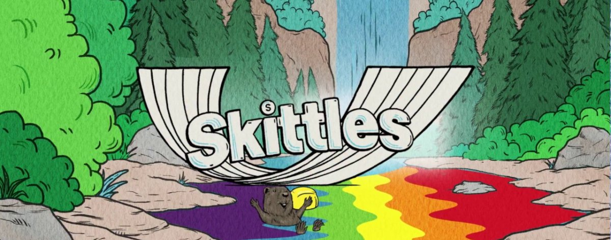 Skittles Pride, dulces en pro del Orgullo LGBTQ+