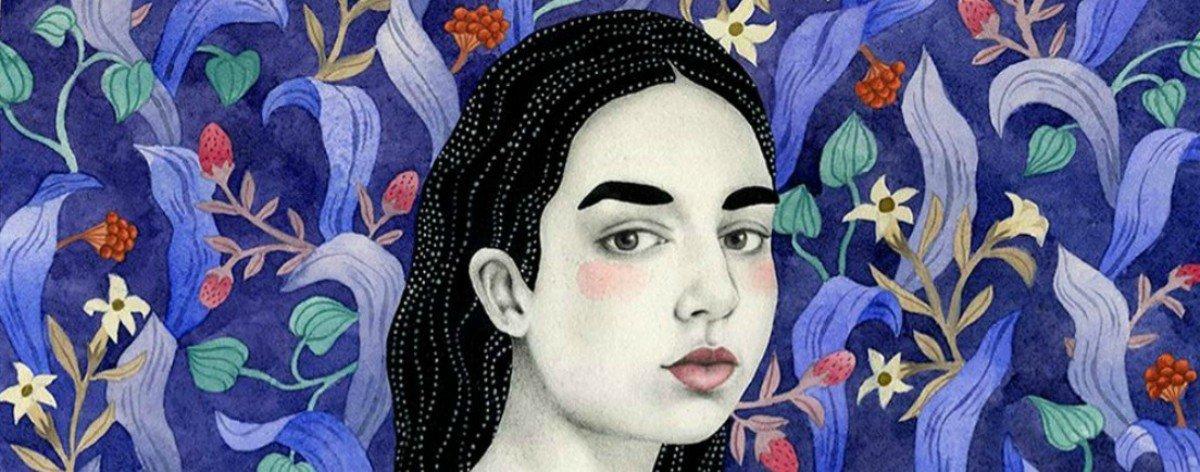 Sofía Bonati, el rostro femenino hecho ilustración