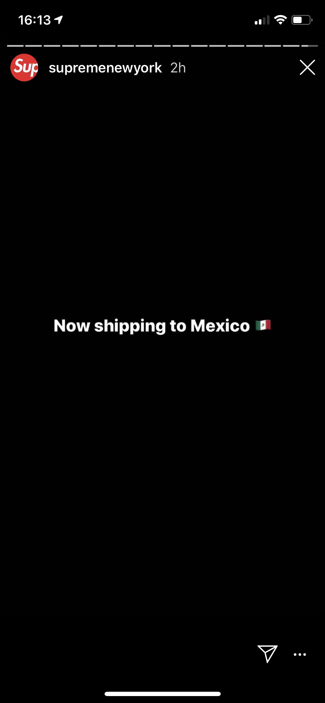 Supreme en México