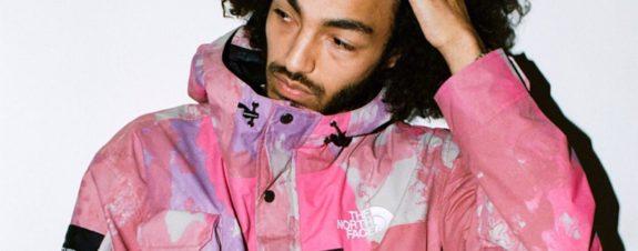 Supreme y The North Face presentan nueva colaboración tie-dye
