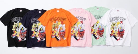 Supreme x Daniel Johnston SS20 Collection: un homenaje al músico
