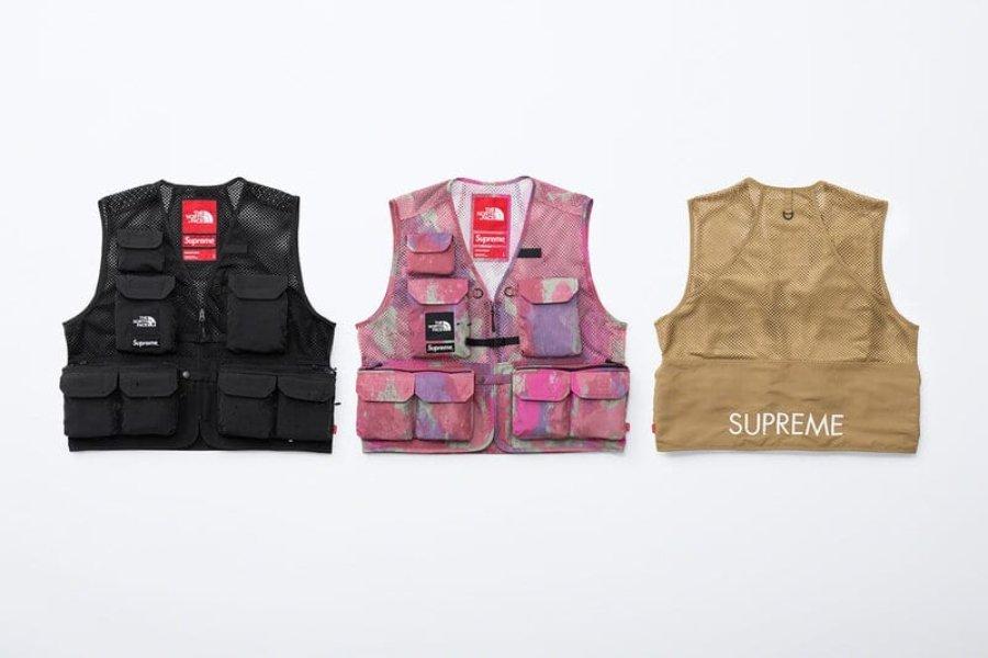 Supreme y Northface presentan su nueva colección