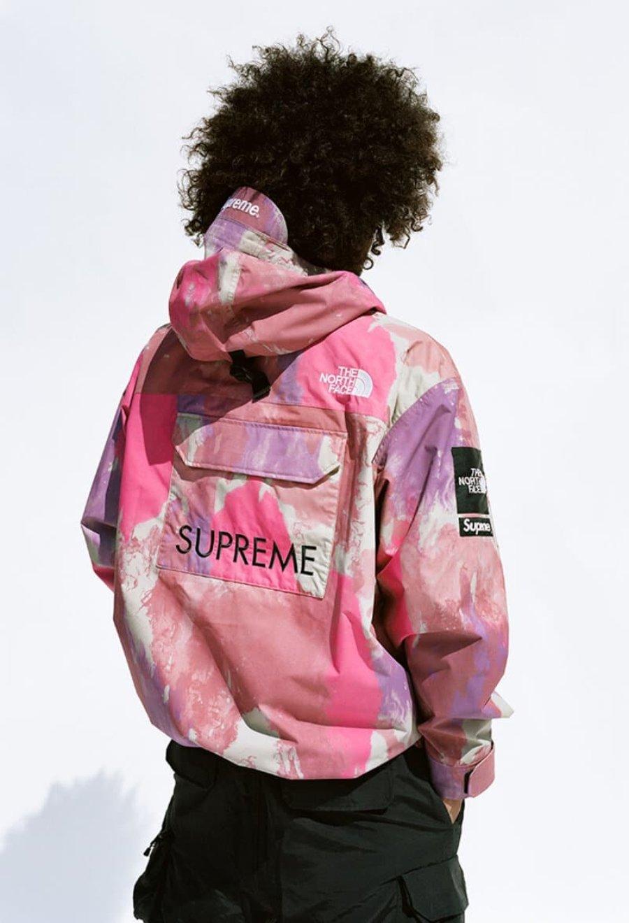 Supreme y North Face presentan su nueva colección