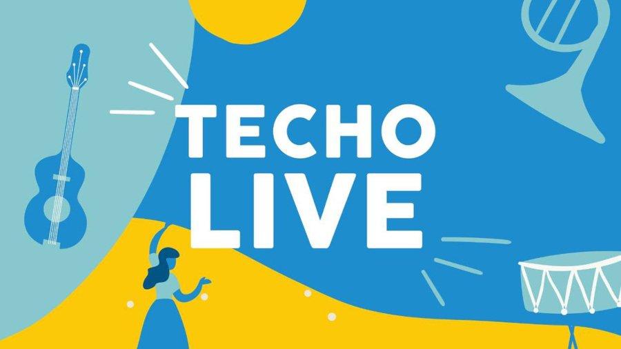 Techo live, realizado por Techo México