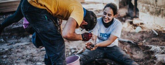 Techo Live: la música lleva el agua a familias mexicanas