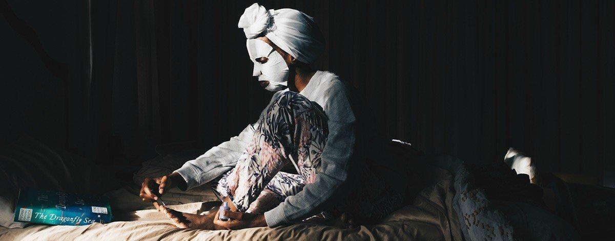 The Journal: Fotoperiodismo femenino desde cuarentena