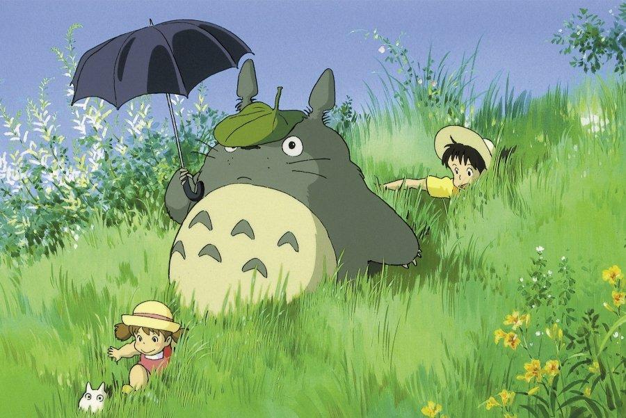 Yoshio Suzuki's tutorial to draw Totoro