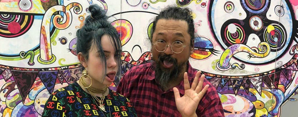 Uniqlo, Billie Eilish and Murakami in new collection