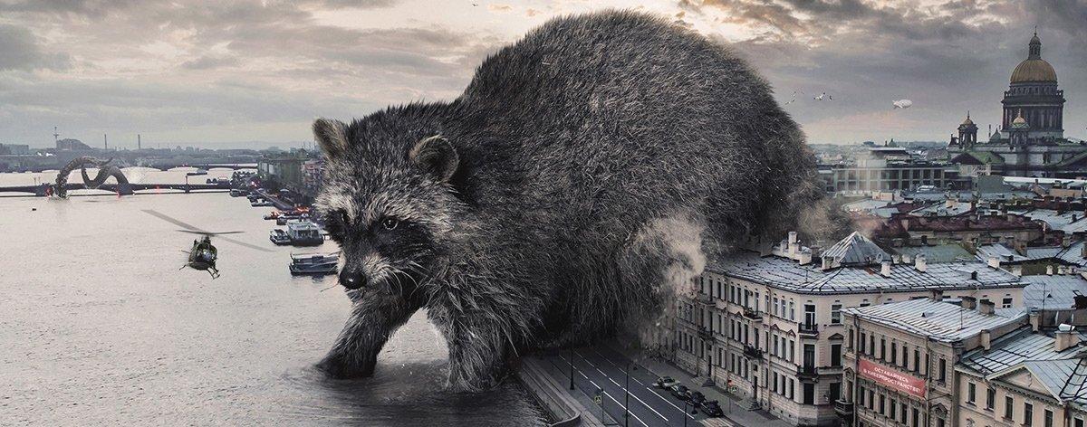 Vadim Solovyov lleva enormes animales a Rusia