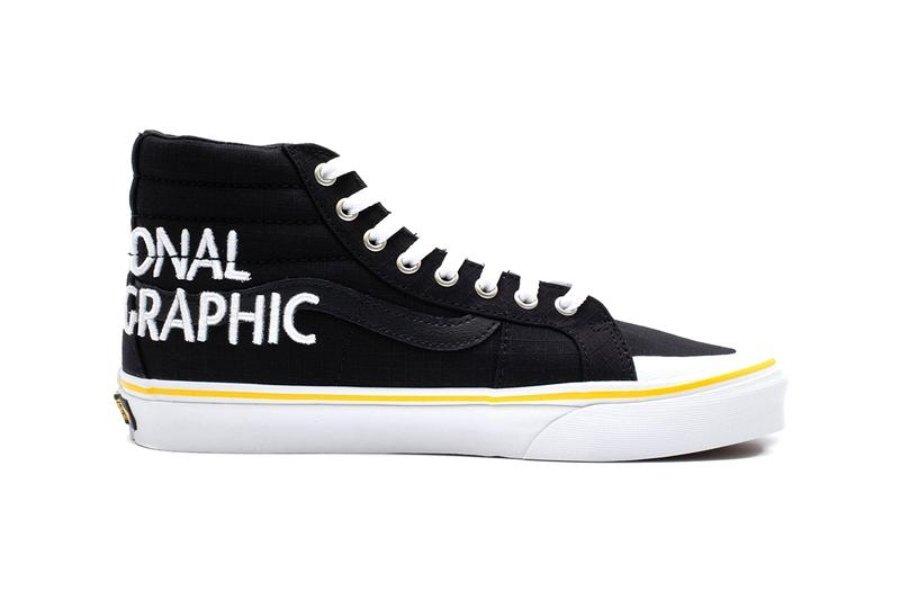 Vans y National Geographic presentan este lanzamiento