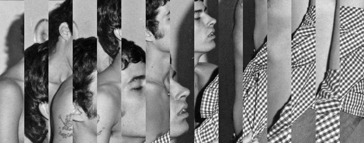 Collages fotográficos LGBT de Edouard Taufenbach
