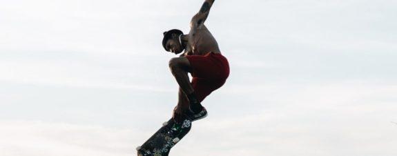 GRRRND Zero, skate y texturas por Julien Paccard