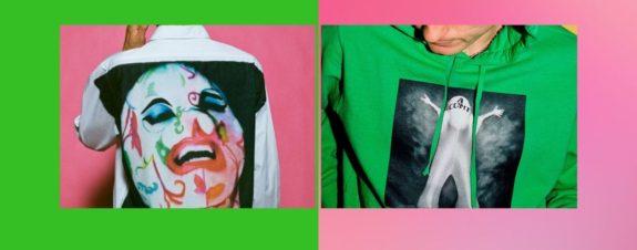 Supreme y Leigh Bowery presentan colección artística
