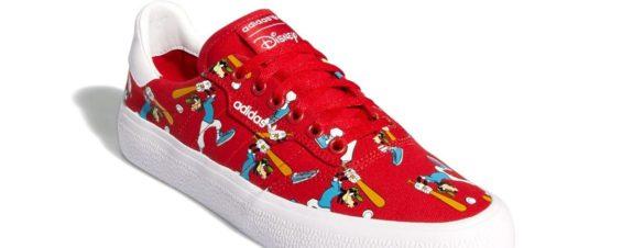 Adidas y Disney lanzan tenis de Goofy