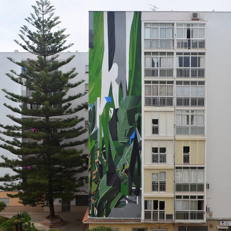 Alberto Montes y Dados Punto Cero y sus nuevos murales en España