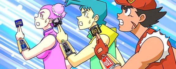 Anime que promueve el uso del condón y el sexo seguro
