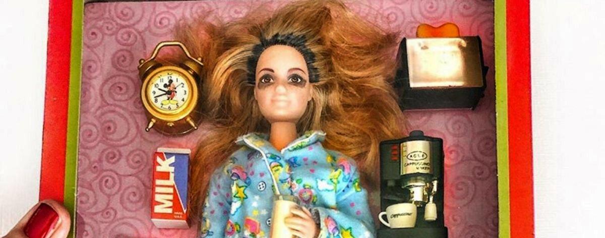 Barbie en cuarentena y su vida en el confinamiento