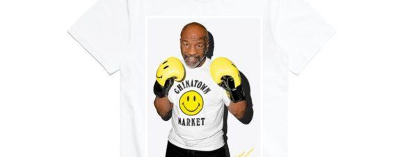 Chinatown Market y Mike Tyson crean colección de ropa