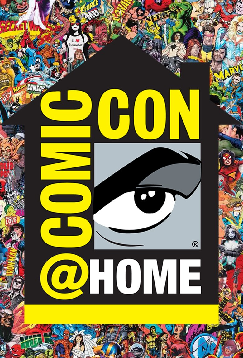 Comic Con At Home, la convención desde casa