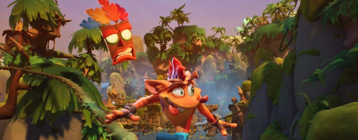 Crash Bandicoot 4, el regreso de un grande de los videojuegos