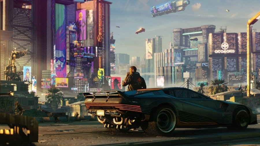 Cyberpunk 2077 lanzará cómic en septiembre /escena del videojuego