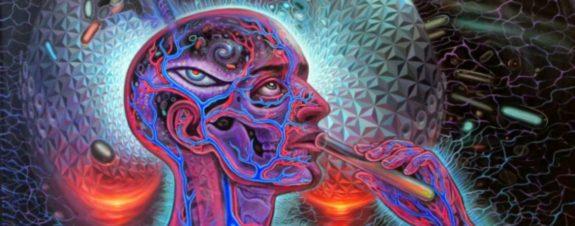 El DMT: el viaje psicodélico y la muerte del ego