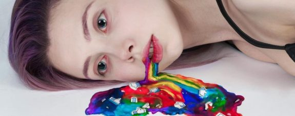 Ellen Sheidlin y la belleza perturbadora en su obra