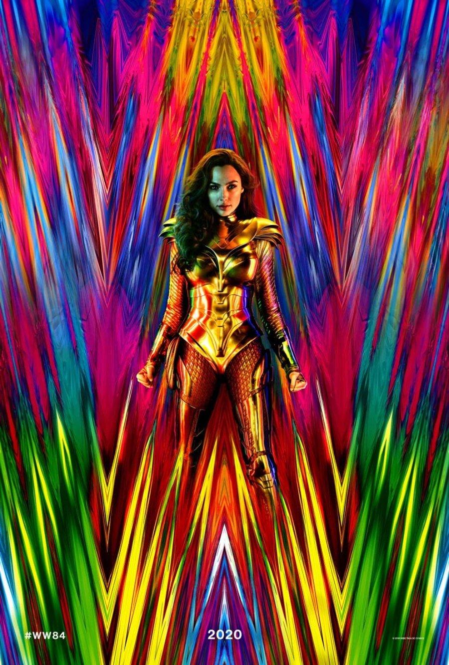 Poster oficial de Wonder Woman a estrenarse a finales de año