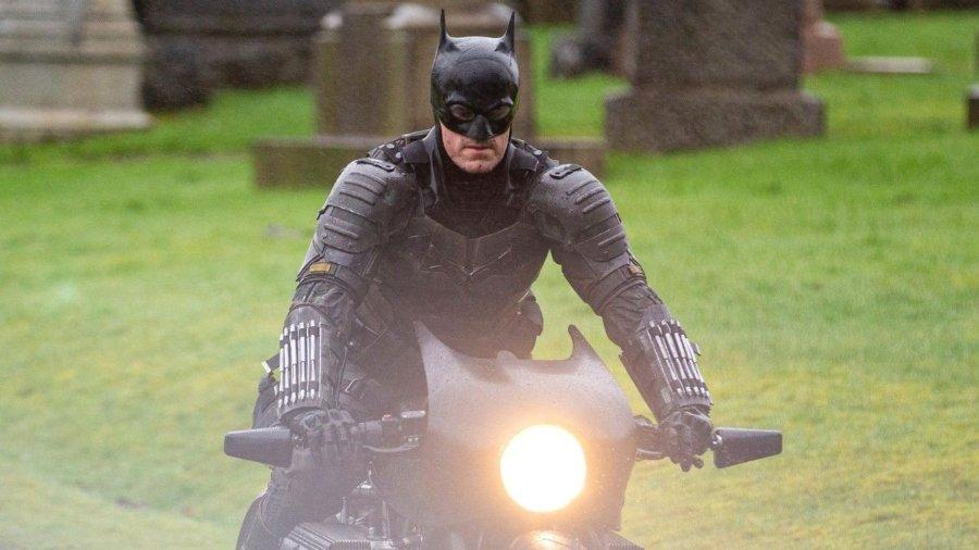 Imagenes filtradas del set de The Batman, próxima película de DC colmics