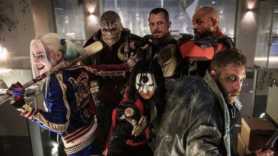 Suicide Squad, escena de la primer película del grupo de antihéroes
