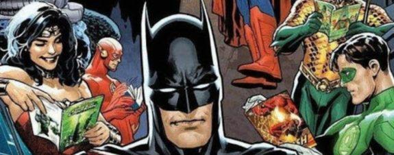 Fandome, DC Comics y su propio evento at home