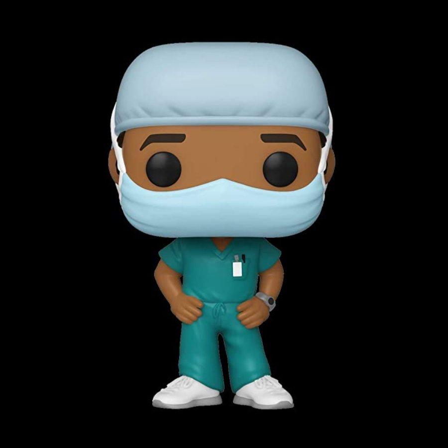 Funko rinde homenaje a doctores con figuras de enfermeros